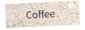 本日のコーヒー すっきりブレンド・こっくりブレンド